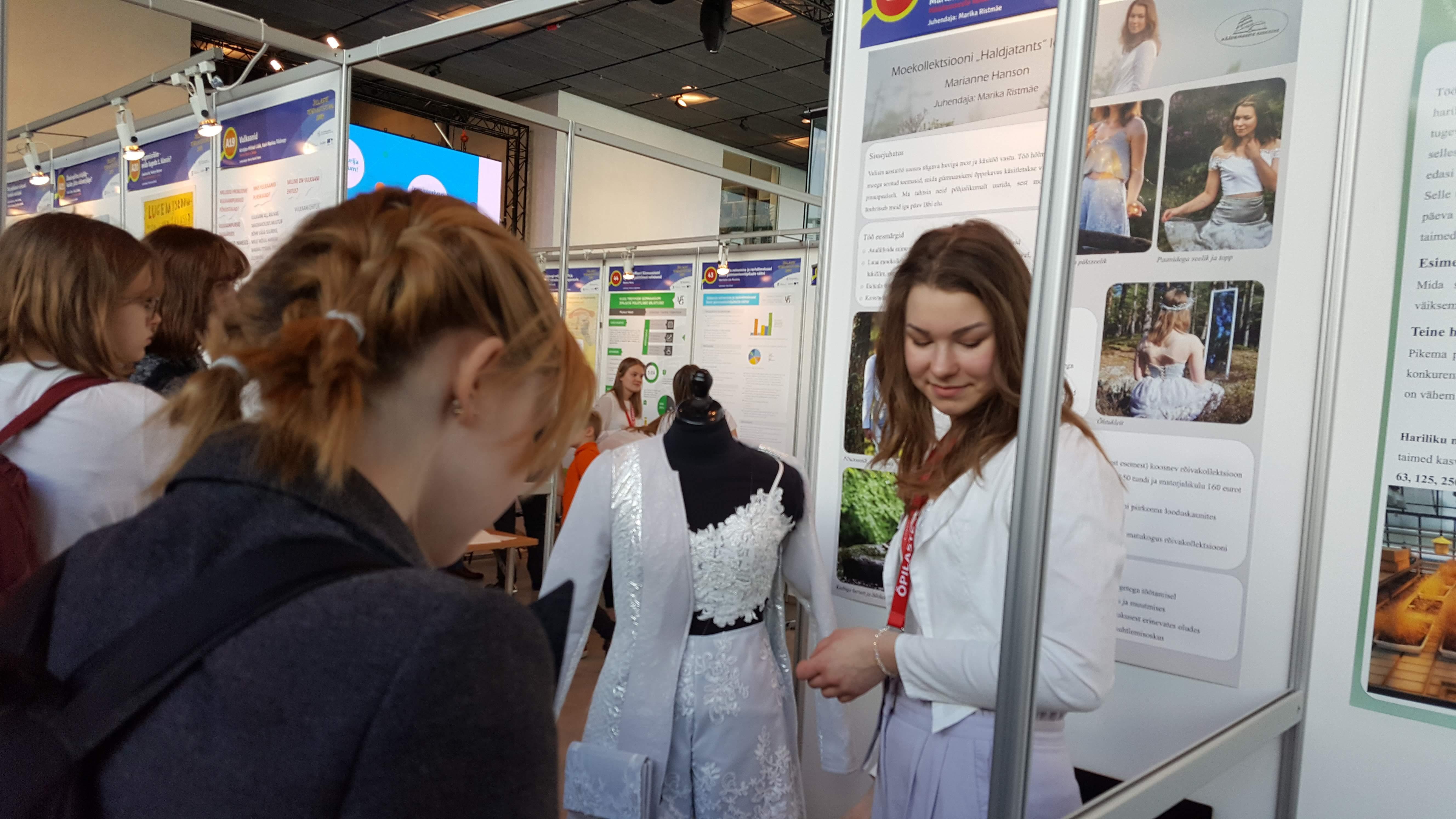 Piltuudis õpilaste teadusfestivalilt Tartus